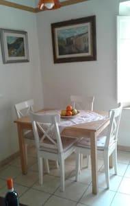 tra Pisa e Lucca appartamento con wifi e aria cond - Molina di Quosa-rigoli - Flat