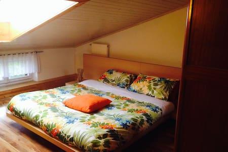 Miniappartamento mansardato - Loft