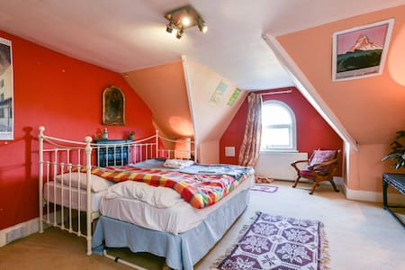 Spacious Room with a View - Newhaven