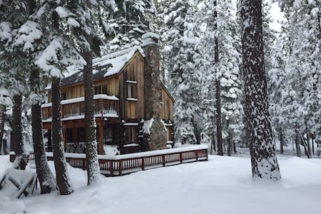 Classic Updated Tahoe Cabin Near Sunnyside & Beach - Haus
