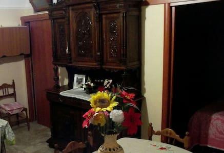 Tipica casa piano terra - Rumah