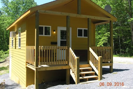 Cabin # 7-New River Cabin - Fayetteville/Hico WV - Kisház
