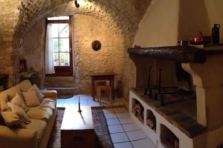 Enchanting Village House - Dions - Apartment