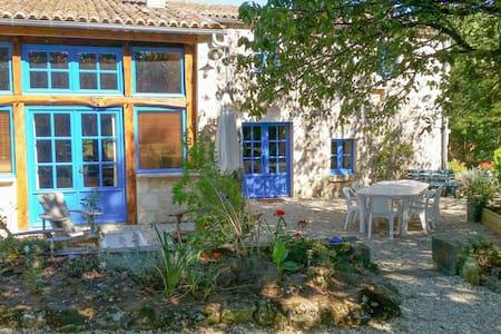 La Grange Aux Reparons - Nancras - Huis