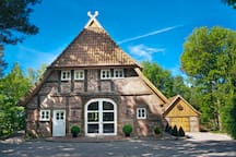 Traumhaftes Ferienhaus bei Hamburg