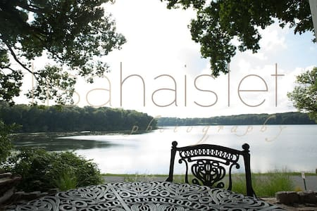CaLLinG all LaKe LoVers, YeAr Round CHaRm - Maison
