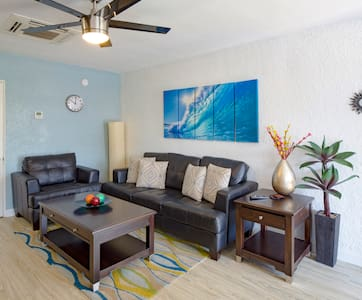 FULLY FURNISHED 1 BEDROOM APARTMENT MADEIRA BEACH - Apartment