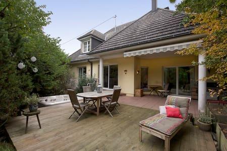 Magnifique Villa de 200m2 à 20min de Strasbourg - Villa