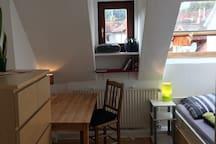 Schönes kleines Zimmer im Zentrum von Marburg