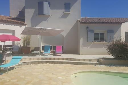 Villa la tangerine - Narbonne - House