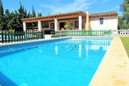 Cozy cottage with pool in Sa Coma. Sant Llorenç. - Casa