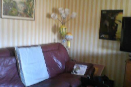 Stockton room $25/nite + airbnb fee - Stockton - House