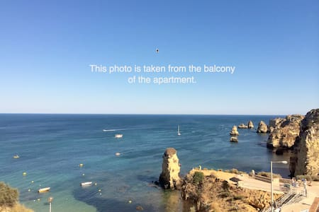 Amazing views of Dona Ana Beach in Lagos, Portugal - Llacs - Pis