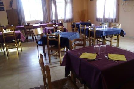 Restaurante Hostal el Tropezón - Haus