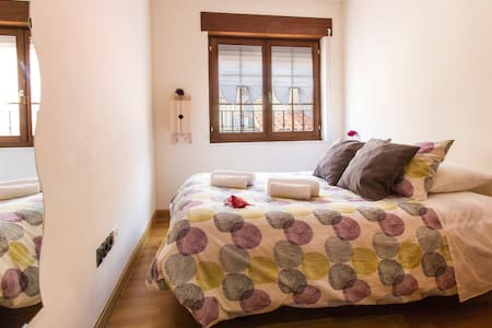 Mistic Hostel standar bedroom with shared bathroom - Ávila - Rumah