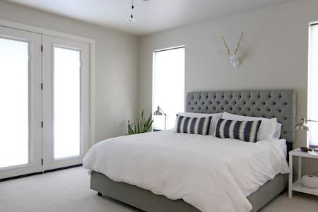 Beautiful New Modern Mountain Home - Eden - Haus