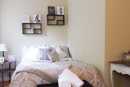 Comfortable Suite in Great Location to Explore DC - Washington - Casa a schiera