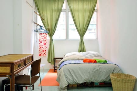 Whole flat in super convenient heart of Kowloon - Hongkong - Wohnung