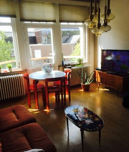 Retro-appartement in hartje Hasselt - Apartment