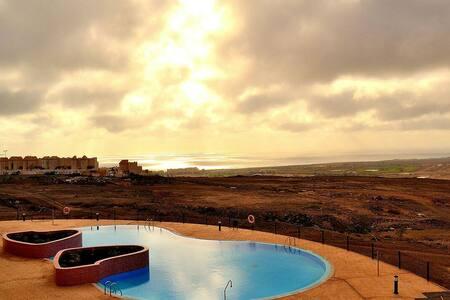 Villa vista mare,idromassaggio - Cabana