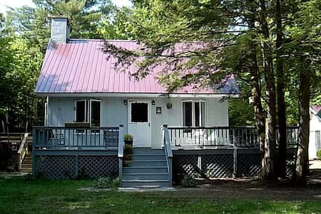 Loon Ossipee Lake Area Charming Family Chalet - Ház