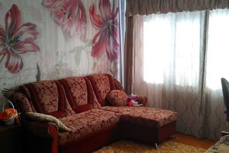 Уютная квартира в деревянном доме - Appartement