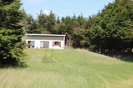 Maison de famille, la plage à 300m - Lingreville - Haus