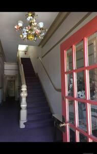 2 Bd+loft bed in HOT Victorian Mission district - San Francisco