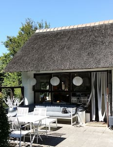 Cottage near to the beach. - Makkum - Cabin