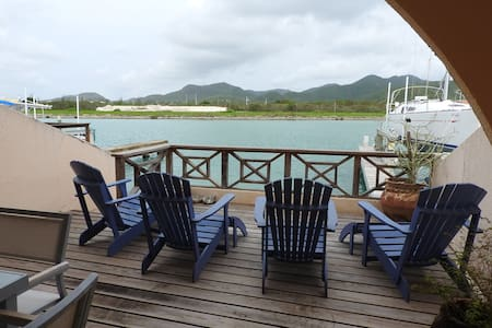 Villa 426C - Jolly Harbour, Antigua - Apartment