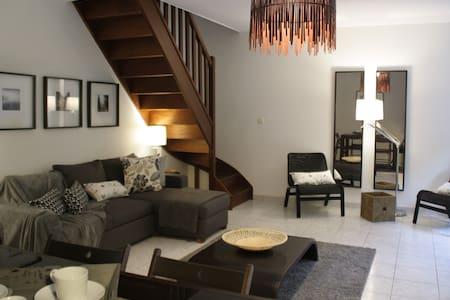duplex neuf 4 pièces Deauville - Apartmen