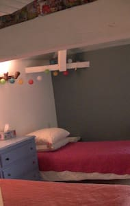 chambre d hote des fontchaudes - Chassenon - Guesthouse