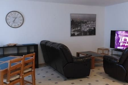 Comfortable 2 bedroom apartment+AC - Appartement
