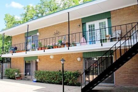 Sweet Studio in the Heights Area - Houston - Wohnung