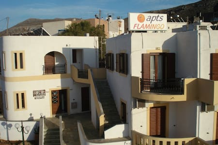 Traditional Appartments in Agkathias settlement - Apartemen