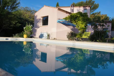 Lovely Villa in South of France - Aubais - Huis