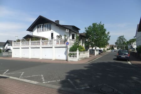Mountain Lodge  8 min. to Frankfurt , 2000 sq.feet - Condominium