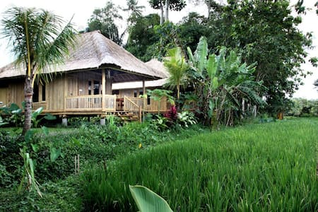 Bamboo House Puri Taman Sari - Marga