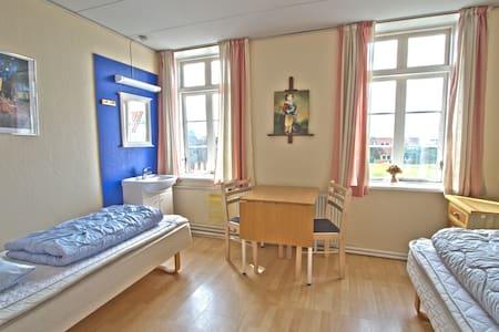 Dejlig lille værelse i Sønderborg - Sønderborg