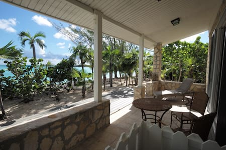 Palm Creek Lodge,in stunning Fernandez Bay. - Casa