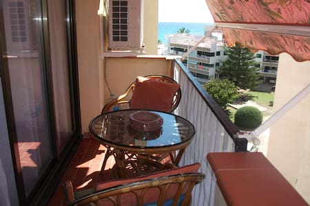 Apartamento en la playa, Comarruga - Apartment