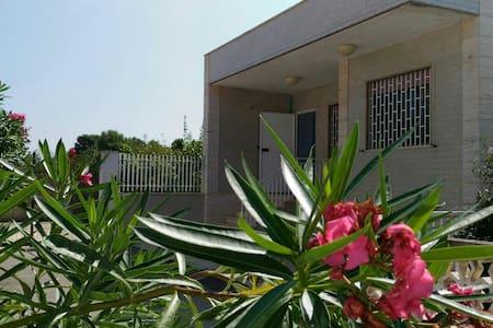 Front view - San Giorgio - Villa