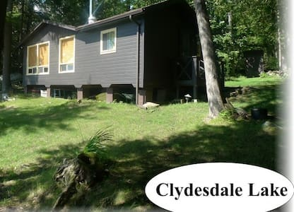 Clydesdale Lake 3 bedroom cottage - House