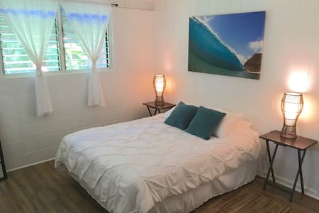 BEAUTIFUL SUNSET BEACH COTTAGE - Haleiwa - Haus