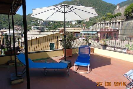 STUDIO panoramico - Bonassola - Apartment