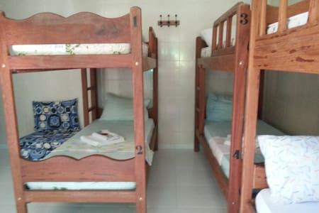 Itaúna Hostel - Bed & Breakfast