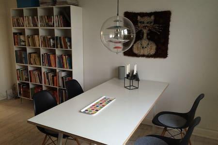 Nice flat - close to everything - København - Apartment