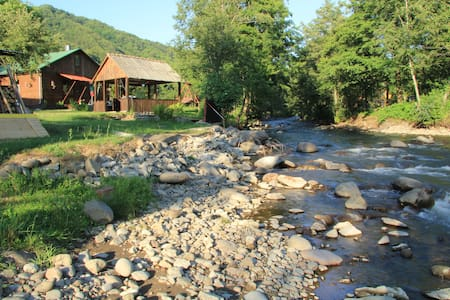 River Cottage in Transylvania - Maison