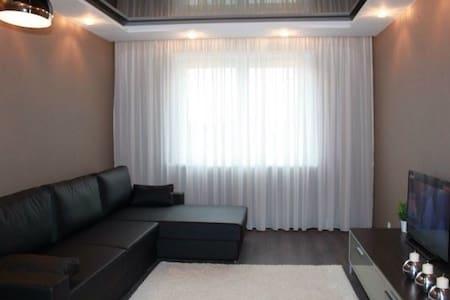 Уютная двухкомнатная квартира - Apartamento