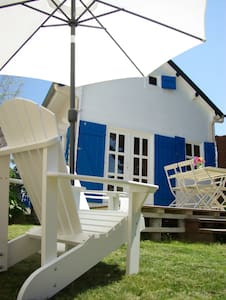 L'esprit cabane à 400 m de la plage - Saint-Jacut-de-la-Mer - Almhütte